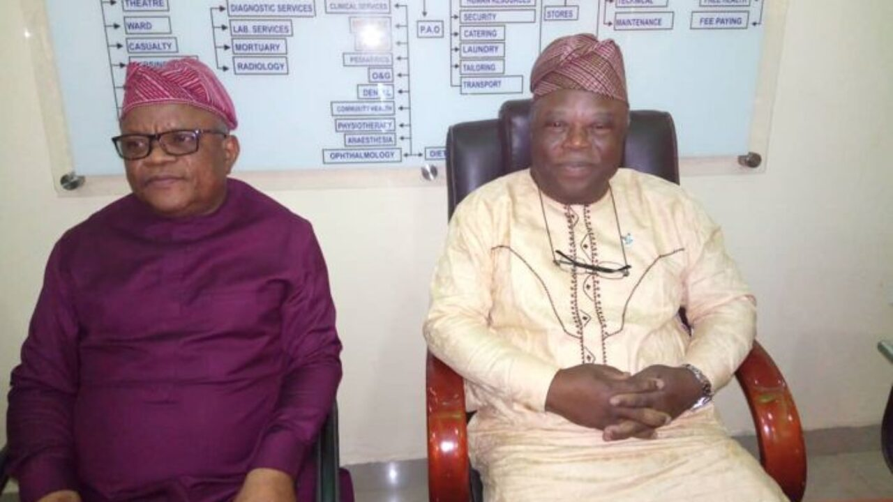 Lagos Health Commission admonishes health workers on good electoral conduct